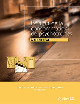Portrait de la consommation de psychotropes à Montréal
