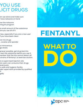 Fentanyl – what you need to know